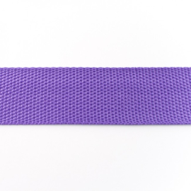 Tassenband Polypropylene | Paars  |  40mm