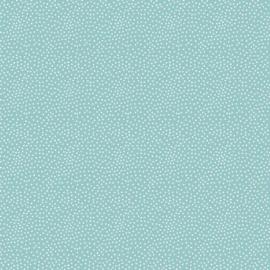 Tricot sweat | Tiny dots | Mint