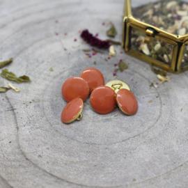 Atelier Brunette | Gem Buttons - Chestnut  -   12 mm