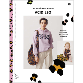 Rico Design | Sewing Book - Acid Leo