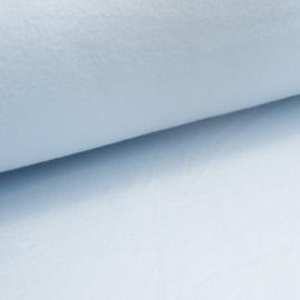 Fleece Katoen | Licht Blauw