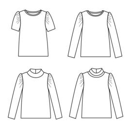 IKATEE | Lobelia Tee - Shirt | 32 - 52