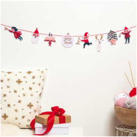 Kerstslinger | 2 meter
