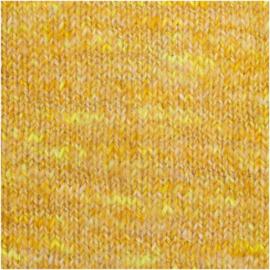 Rico Design   Fashion Alpaca Tweed Chunky - Yellow 008
