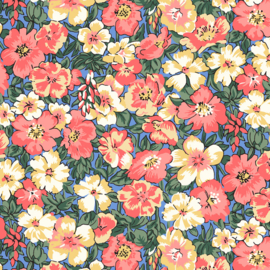 Liberty of London |  Peach Bloom  - Orchard Garden