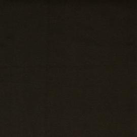 Boordstof - GOTS - Dark Brown 021