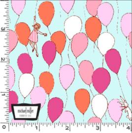 Balloons  DC5146-AQUA-D   children at play