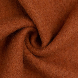 Swafing   Wol Gekookt - Naomi - Melange    Terra Cotta 1714