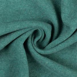 Knit Fabric | Bene | Petrol Green
