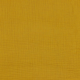 Double Gauze/ Baby Cotton 03959.11 |  Ochre