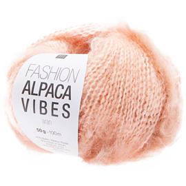Fashion Alpaca Vibes Aran | Powder - Beige