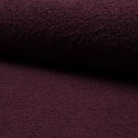 badstof katoen | col. 018 | Bordeaux