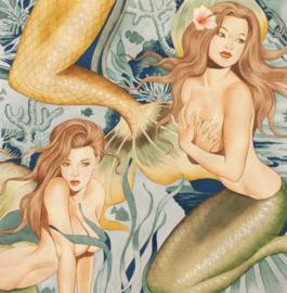 Alexander Henry fabrics | Mermaids