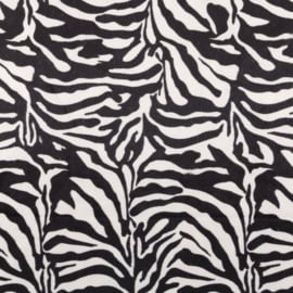 Decostof Velvet | Zebra animal skin