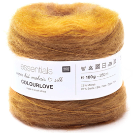 Superkid Mohair Loves Silk - Colourlove |  013 Ochre