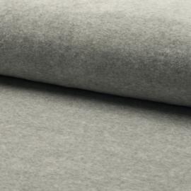 Nicky velours uni | Grey - 265