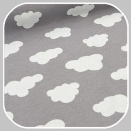 decostof | wolk | grijs