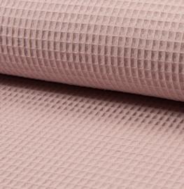 Wafelkatoen | NewDusty Pink 013