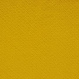 Tricot uni - Wafel - Quilt   Ochre 030