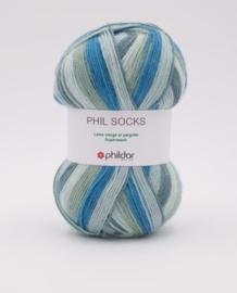 Phil Socks - Dahlia