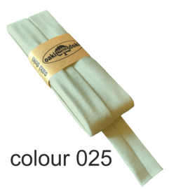 Tricot biaisband | Mint  | col. 025