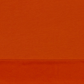 Soft Sweat  | Biologische Katoen |  Pumpkin Orange 017