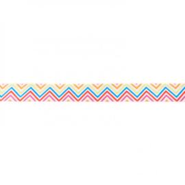 41240 elastisch biaisband zigzag horizontaal 15mm