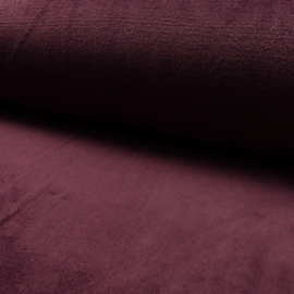 Cuddle Fleece | Supersoft | Bordeaux