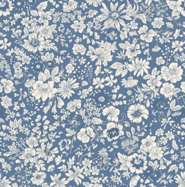 Liberty of London | Emily Silhouette - Blue