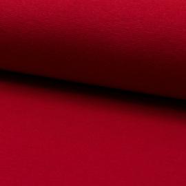 Tricot boordstof | Rood 0220 - 015