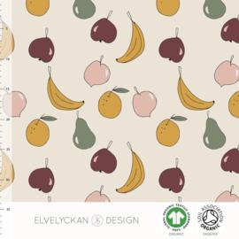 Elvelyckan design | tricot | Fruit Salad | Organic