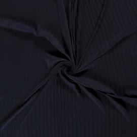 Plissee - Knitted - Dark blue
