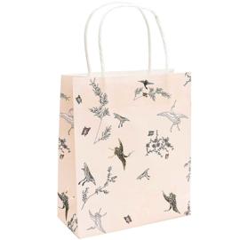 cadeautasje - Japanese Bird  - 20 x 18 cm