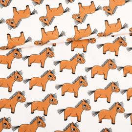 Eva Mouton -  French Terry - GOTS - Pony