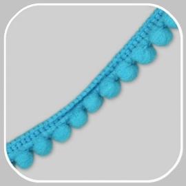minibolletjesband turquoise