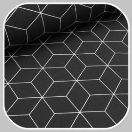 decostof | geo | zwart