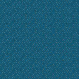 Soft Sweat GOTS - Stripes - Blue