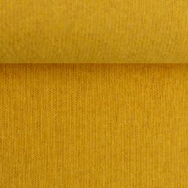 Swafing Knit Fabric - Bono - Ochre