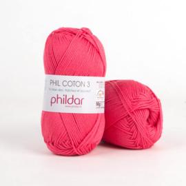 Phil COTON 3 | Pink