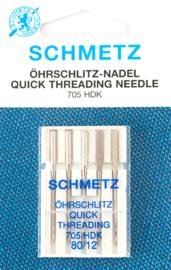 Schmetz Quick Threading ( handicap naald )