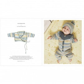 Rico Design |Baby Dream  dk - Luxury touch | Beige - Groen 010