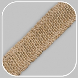 40905 jute band naturel/ 25 mm