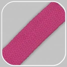 Tassenband Polypropylene | Fuchsia -  25mm