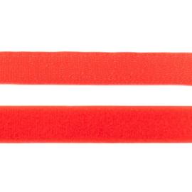 klittenband | rood breedte 20 mm