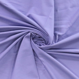 Tricot Jeans Uni | GOTS |  Lilac