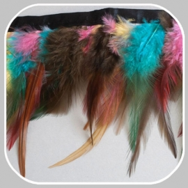 band veren multicolor 12 cm hoog
