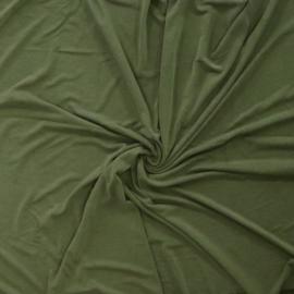 Tencel Jersey - Olive