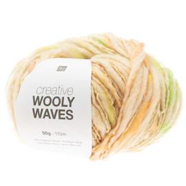 Rico Design | Creative Wooly Waves - Peach 001
