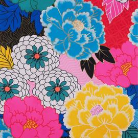 Alexander Henry Fabrics | Tokyo Mum
