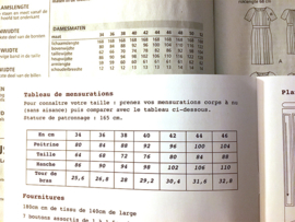 Republique du Chiffon | Jeanne blouse |  Franstalig